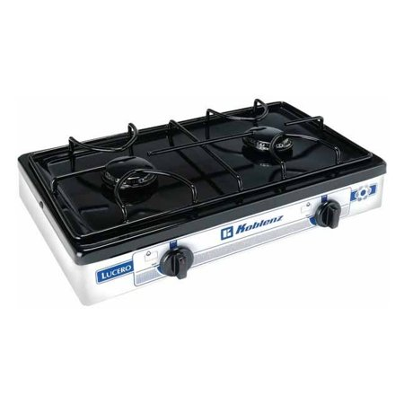 Gas Stove Blower - Koblenz 2-Burner Gas Stove