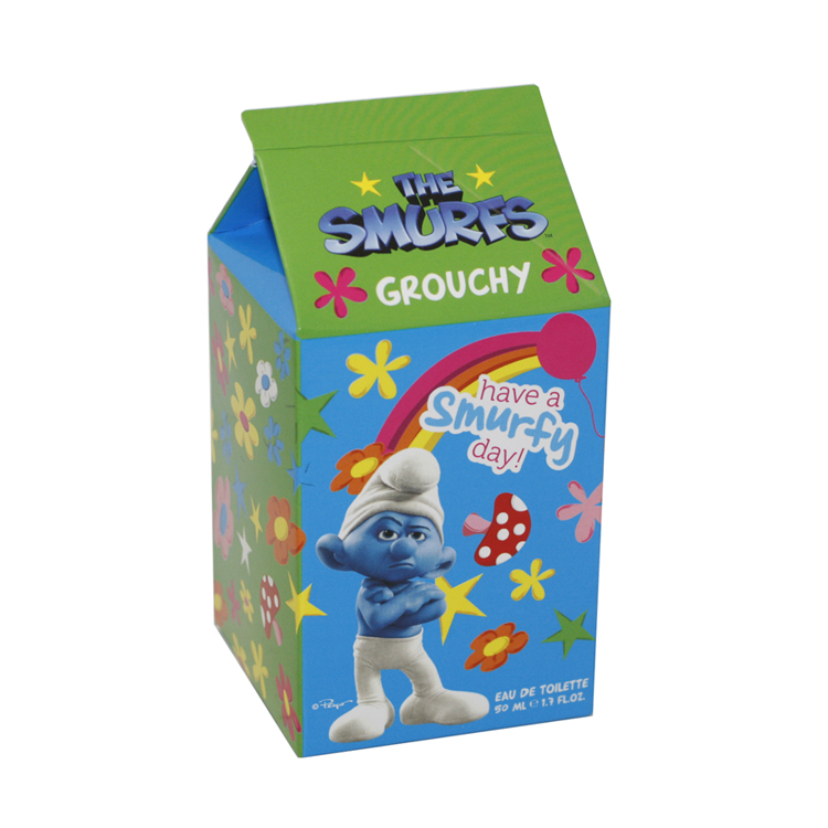 The Smurfs Grouchy Eau De Toilette Spray 1.7 Oz / 50 Ml