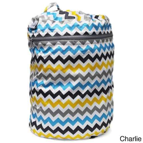 Kanga Care Cloth Diaper Wet Bag Charlie
