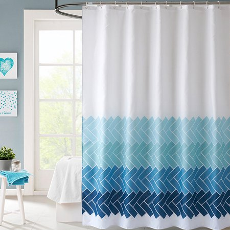 71'' X 71'' Mildew Resistant Waterproof Shower Curtains for Bathroom Home Hotel