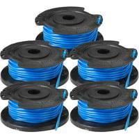 Weed Eater 20V String Trimmer 5 Pack .065 Spool # 966709701-5PK