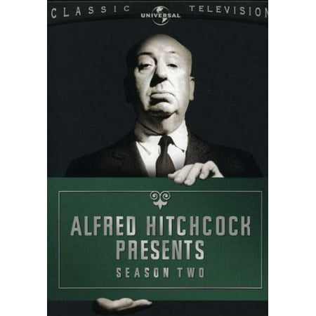 - Alfred Hitchcock Presents: Season Two (DVD)