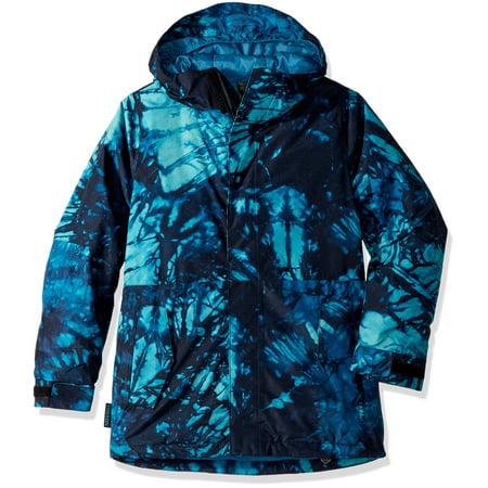Burton Kids' Gore-Tex Stark Jacket Tie Dye Trench Large Burton 2l Gore Tex Jacket