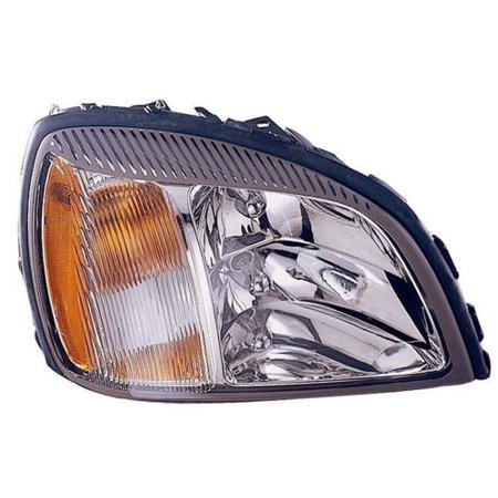Go-Parts OE Replacement for 2003 Cadillac DeVille Front Headlight Assembly Housing / Lens / Cover - Right (Passenger) Side 19245432 GM2503271 Replacement For Cadillac DeVille Cadillac Deville Headlamp Assembly