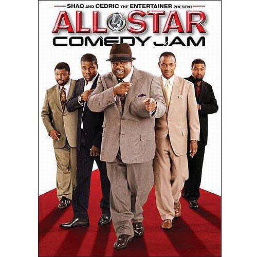 Shaq And Cedric The Entertainer Present: All Star Comedy Jam (Widescreen)