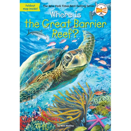 Where Is the Great Barrier Reef? - eBook