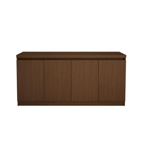 Manhattan Comfort Viennese Buffet/ Sideboard Table in Nut Brown MHF100672