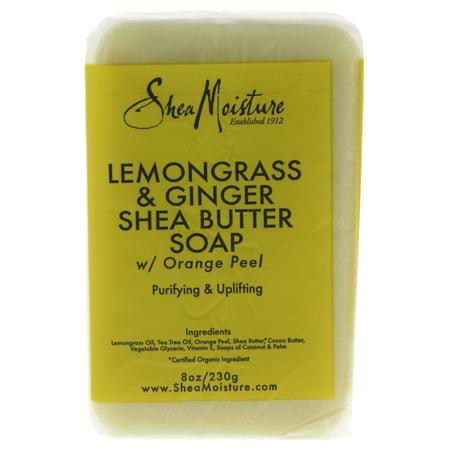 Ginger Motiv Soap (Lemongrass & Ginger Shea Butter)