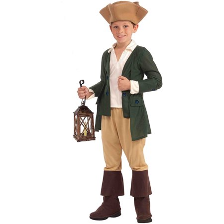 Paul Revere Child Halloween Costume
