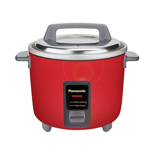 PANASONIC SR-W10GR Automatic Rice Cooker, Color Red