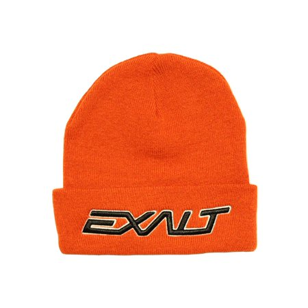 Exalt Paintball Beanie - Bold - Orange