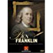Ben Franklin (History Channel) by ARTS AND ENTERTAINMENT NETWORK
