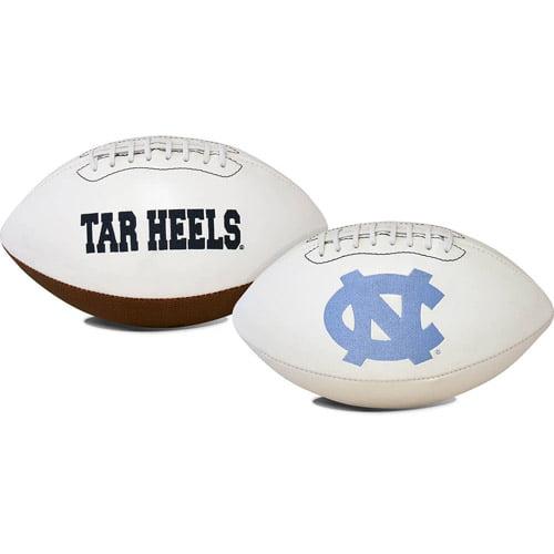 Rawlings Signature Series Full-Size Football, North Carolina Tar Heels