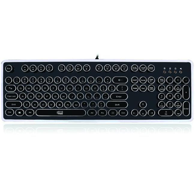 Desktop Mechanical Typewriter Keyboard