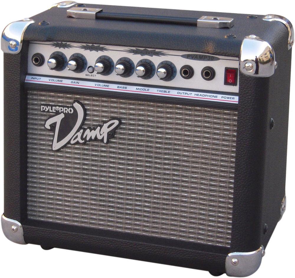 Pyle PVAMP30 30 Watt Vamp-series Amplifier With 3-band Eq...