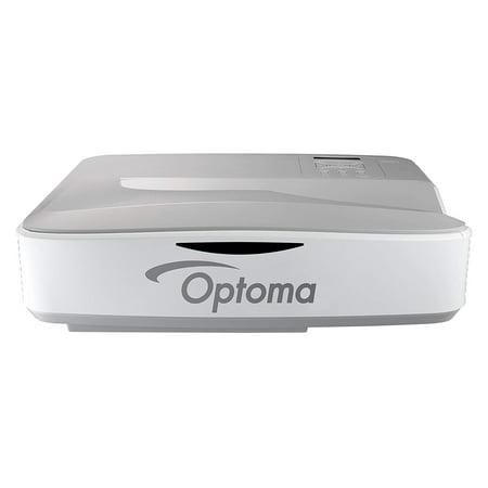 Optoma ZW300UST WXGA 3200 Lumens 3D DLP Ultra Short Throw Laser Projector Refurb