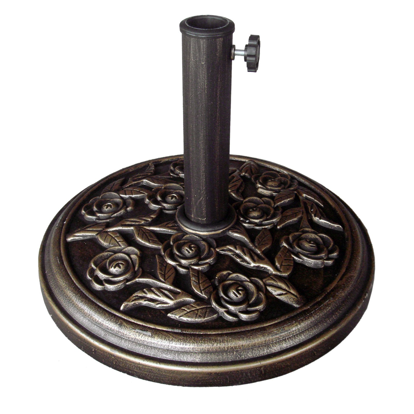 International Concepts Rose Umbrella Stand
