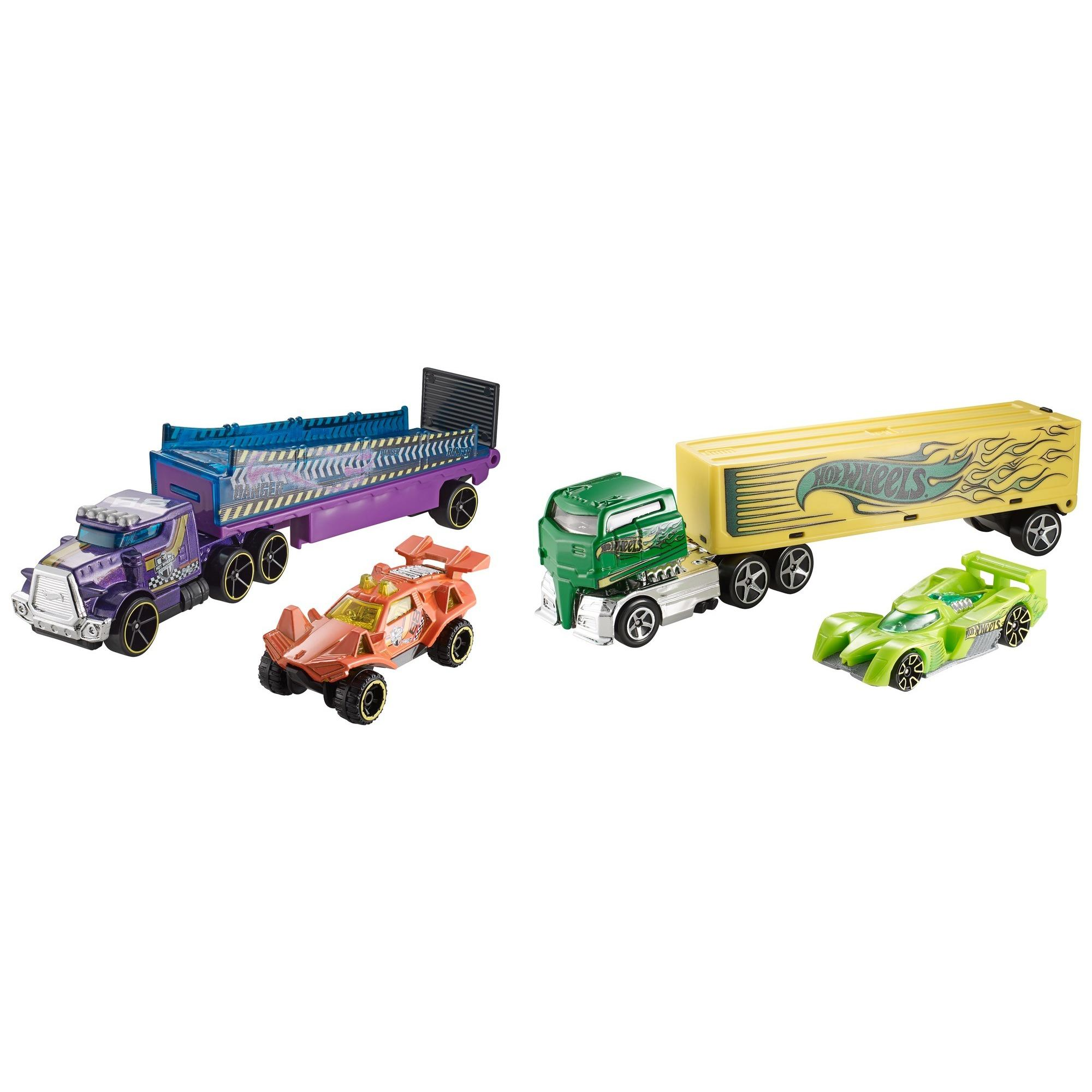 Hot Wheels Super Rigs Vehicle (Styles May Vary)