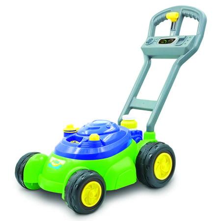 Play Day Push N Bubble Mower Toy 3 Pc Box Walmart