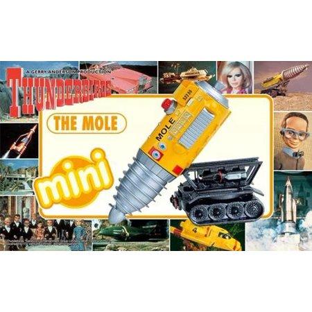Mini The Mole - International Rescue Thunderbirds New