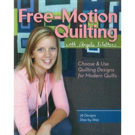 Free-Motion Quilting with Angela Walters ()