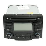 Best XM Radios - 2013-2014 Hyundai Sonata AMFM Radio mp3 CD w Review