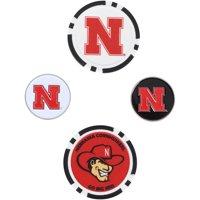 Nebraska Cornhuskers Ball Marker Set - No Size