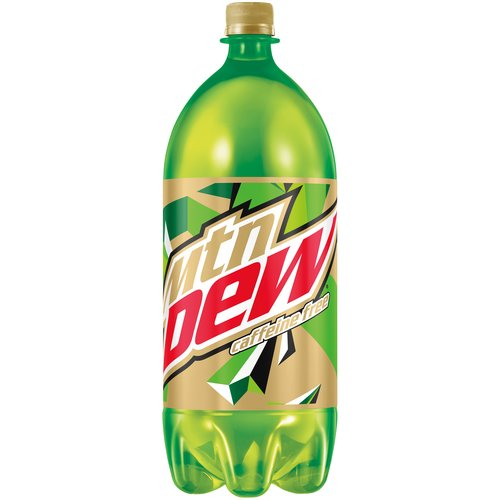 Caffeine Free Mountain Dew, 2L