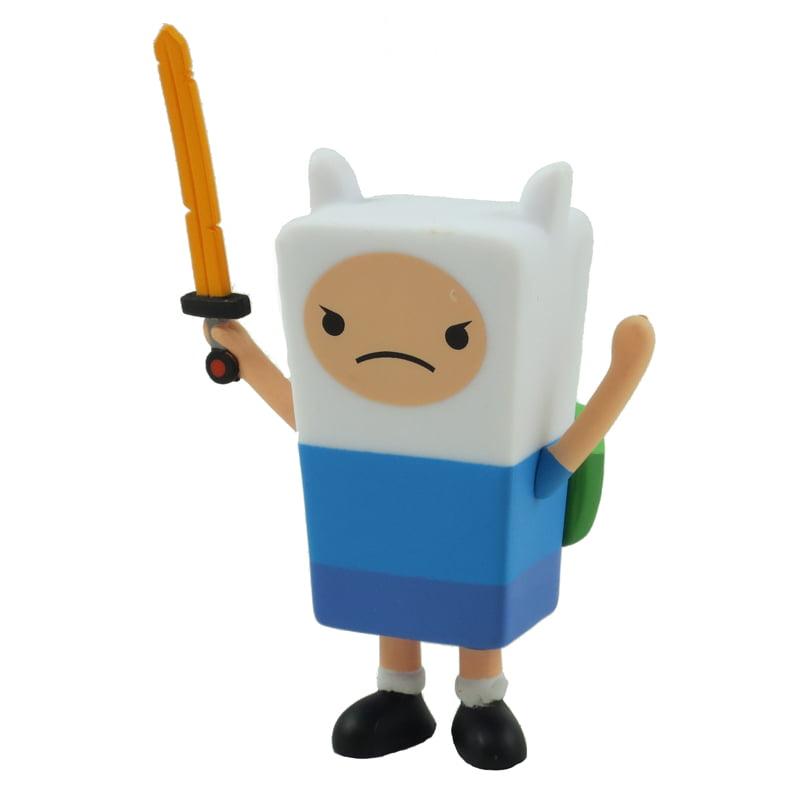 Funko Mystery Minis Loose Vinyl Figure - Adventure Time - FINN with Yellow Sword