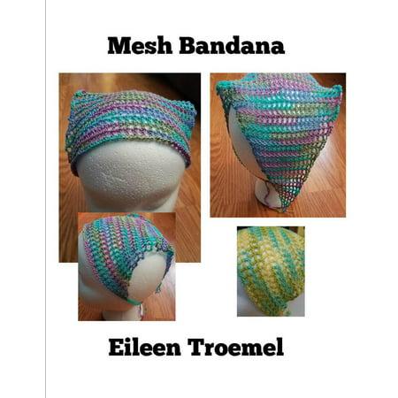 Mesh Bandana - eBook - Hobby Lobby Bandanas