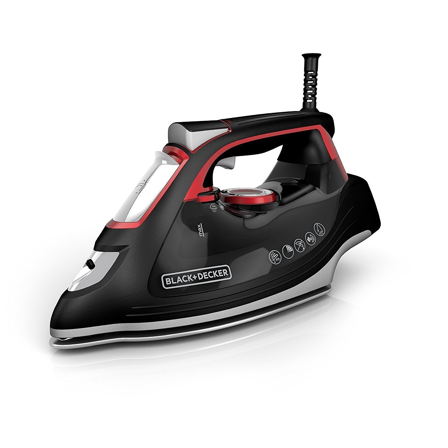 Steam Iron Professional, Impact Advanced Stainless Steel Steam Ironing