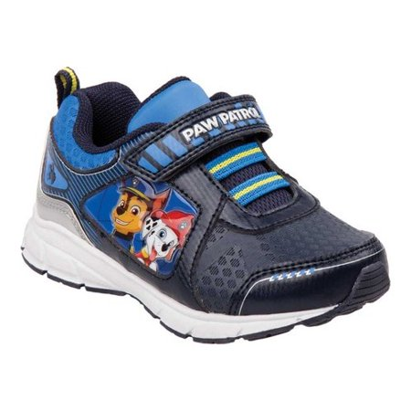 6681c0199ac8 Josmo - Boys  Josmo O-CH29320 Paw Patrol Light Up Sneaker Navy Blue 7 M -  Walmart.com