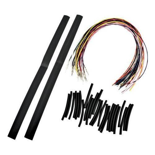LA Choppers Handlebar Extension Wiring Kit Fits 07-13 Harley-Davidson XL Models