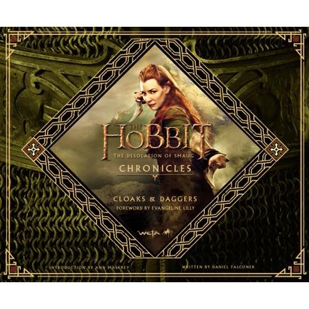 The Hobbit: The Desolation of Smaug Chronicles : Cloaks &