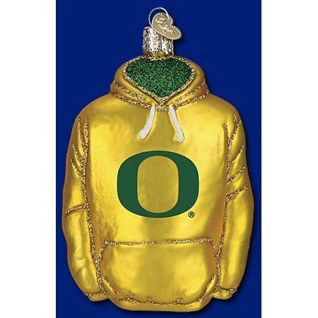 3 Headcovers Oregon Ducks (Old World Christmas Oregon Ducks College Hoodie Glass Ornament 63703)