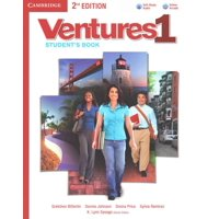 Ventures: Ventures Level 1 Value Pack (Student's Book with Audio CD and Workbook with Audio CD) (Other)