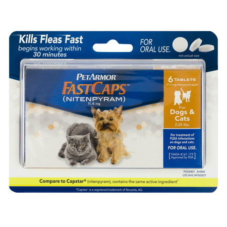 Oral Flea Control For Dogs And Cats