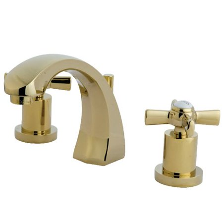 Kingston Brass Millennium Widespread Bathroom Faucet