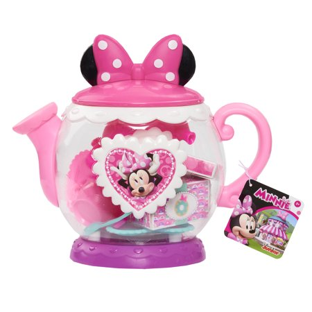 Minnies Happy Helpers Teapot, Ages 3+