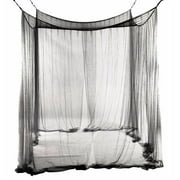 4 Corners Hanging Bed Canopy Insect Bed Netting Curtain Dome Mosquito Net  Bed Net For Double