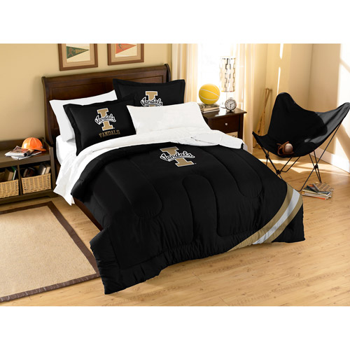 NCAA Applique 3-Piece Bedding Comforter Set, Idaho