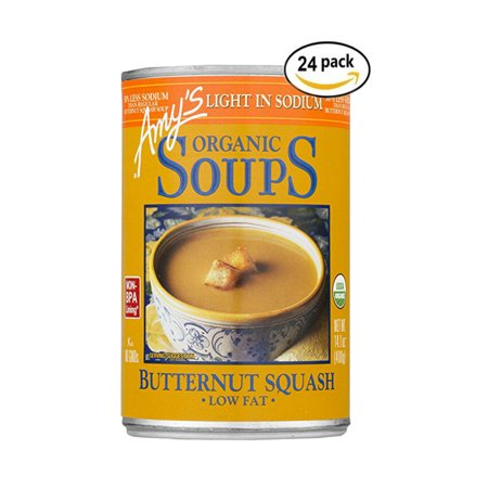 amys soup ls bttrnut squash org 14.1 oz pack of 12 x 2](Halloween Squash Soup)