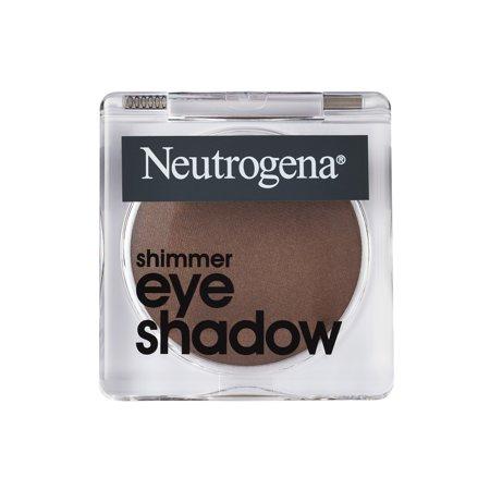 Neutrogena Shimmer Eye Shadow with Vitamin E, Burnt Sienna, 1.0 oz