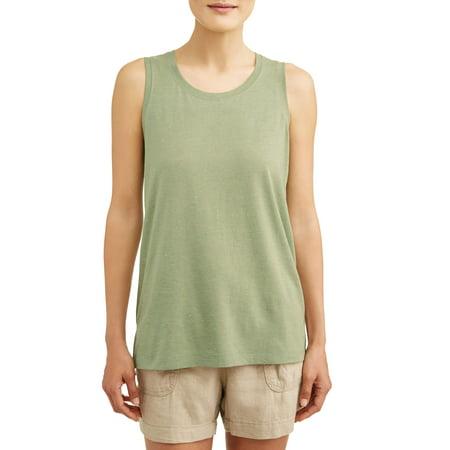 Women's Sleeveless Tank Top -