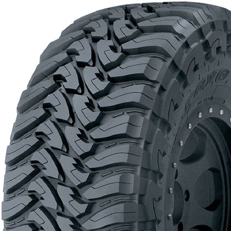 Toyo open country m/t durable mud-terrain tire 37x13.50r22lt 123q e/10