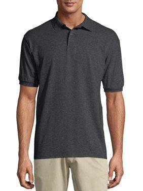 6c4477de53f Product Image Men s EcoSmart Short Sleeve Jersey Polo Shirt