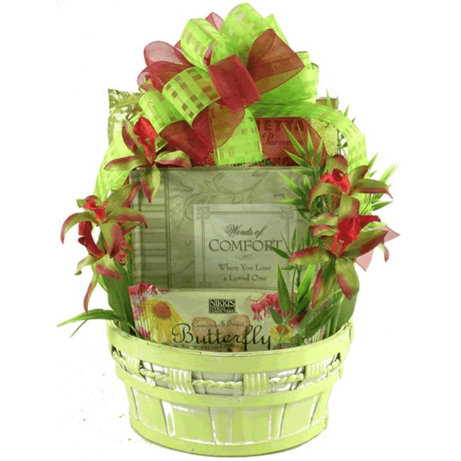 Gift Basket Village InRe-2 In Remembrance  Sympathy Basket