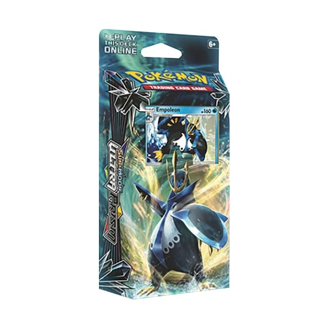 Pokemon Ultra Prism Theme Deck: Imperial Command (Empoleon)