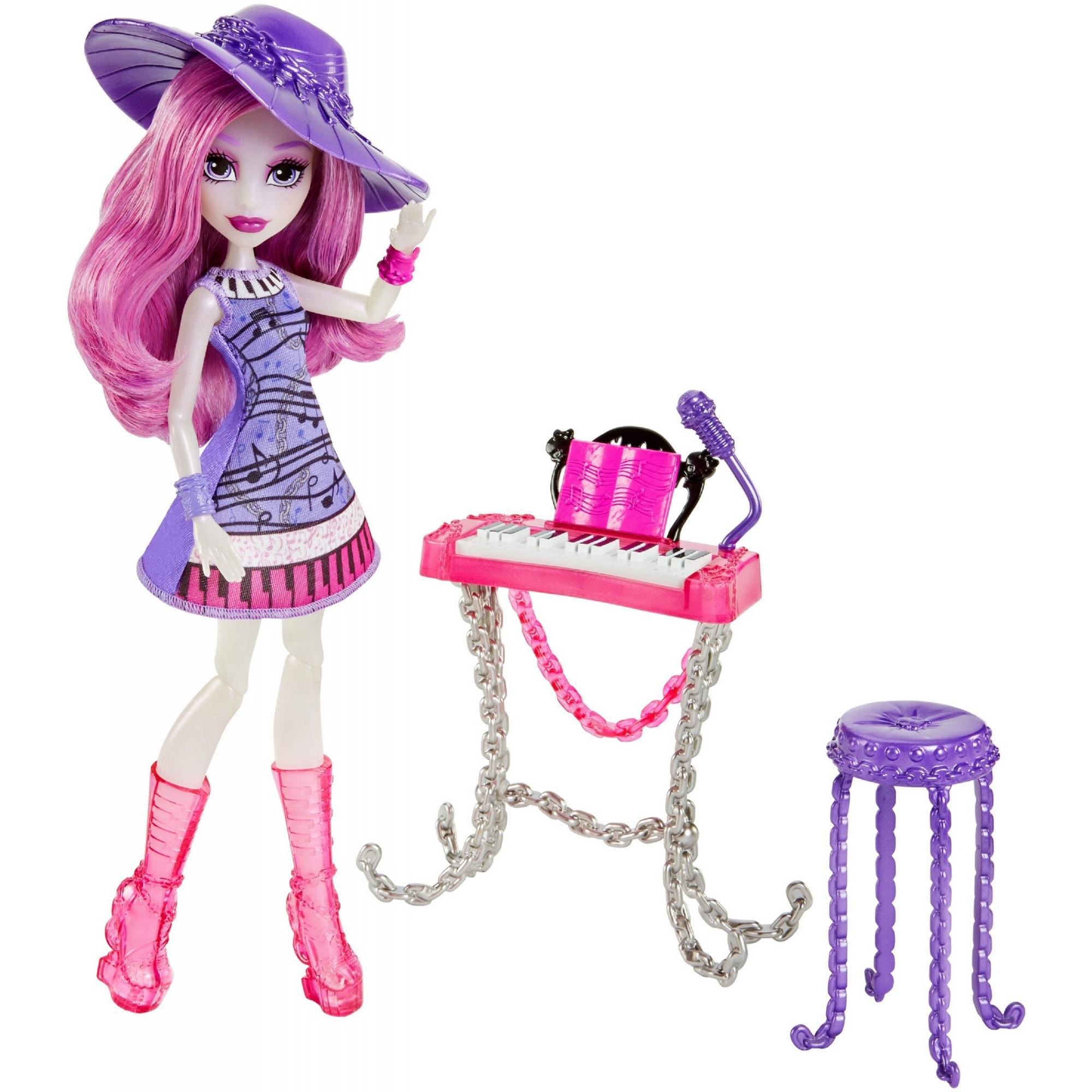 Monster High Ari Hauntington Doll & Accessory by Mattel