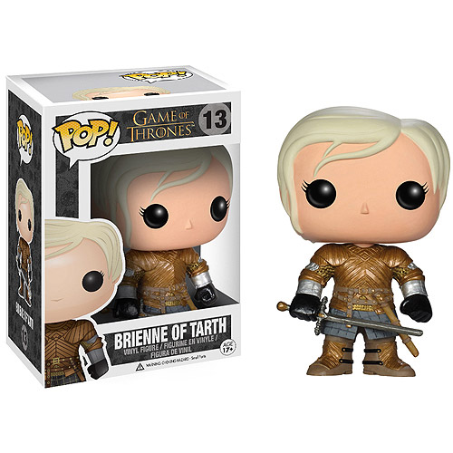 Funko HBO Pop! Game of Thrones Brienne Vinyl Figure